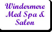 Windermere Spa